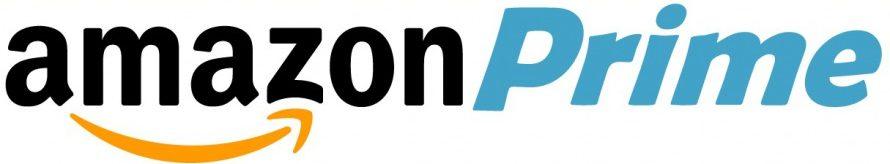 Amazonプライムのロゴ